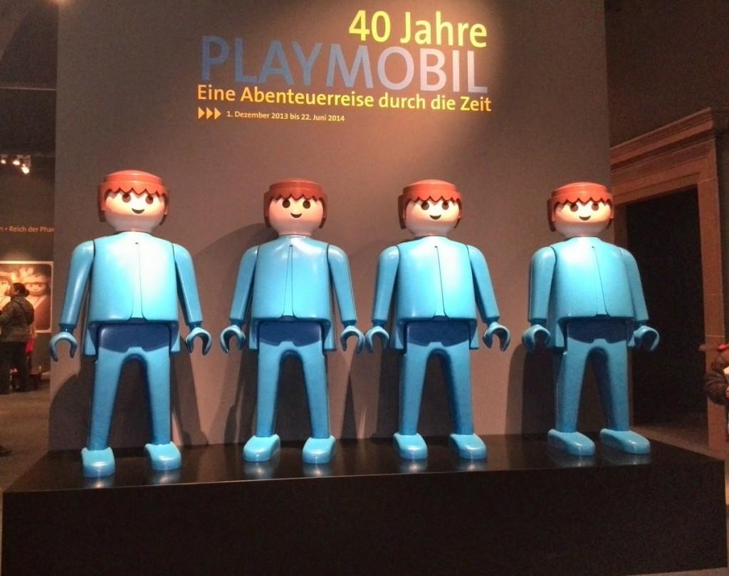 Playmobil 40 Jahre