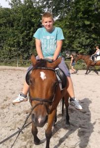 Daniel & Pferd 4
