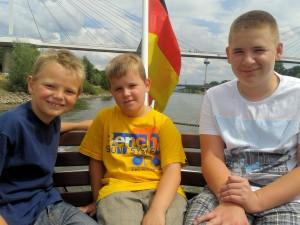 Jannik, Adrian & Daniel