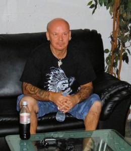 Russel Gilbrook 1
