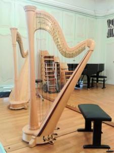 Harfe 2