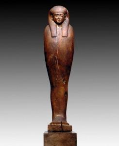 Statuette des Gottes Ptah-Sokar-Osiris