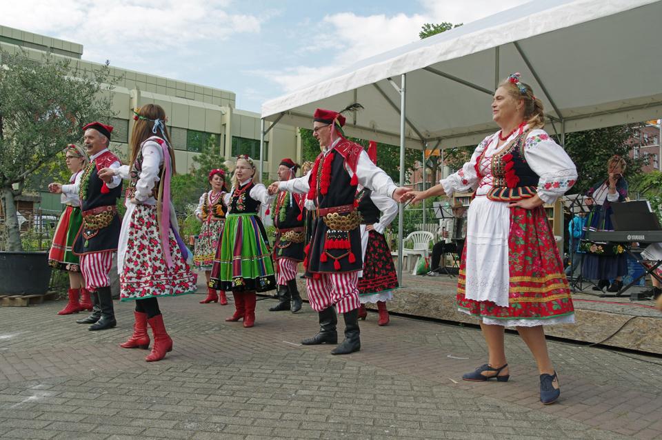 Hackgarten, poln. Fest16