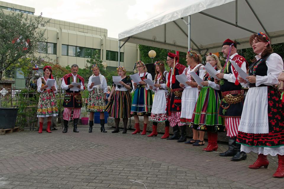Hackgarten, poln. Fest41
