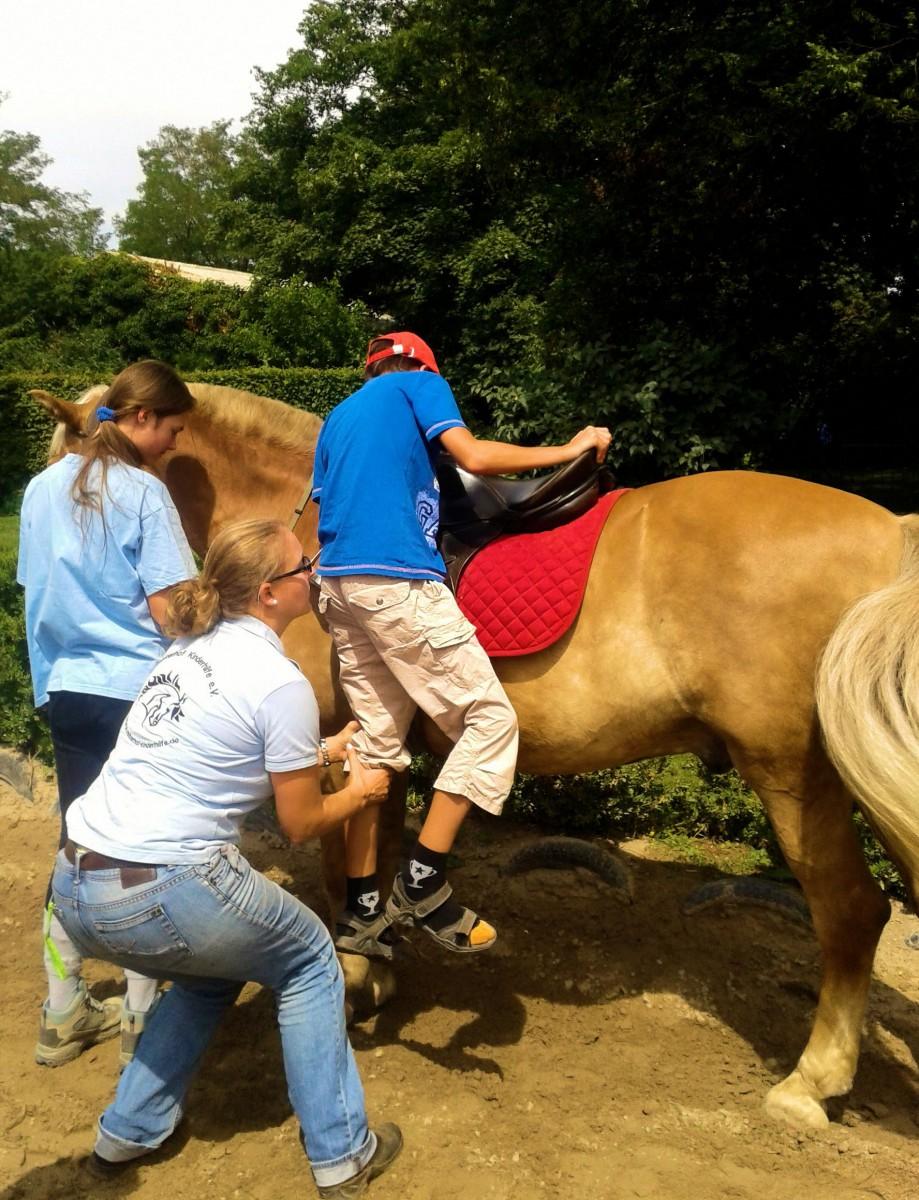 Max & Pferd 1