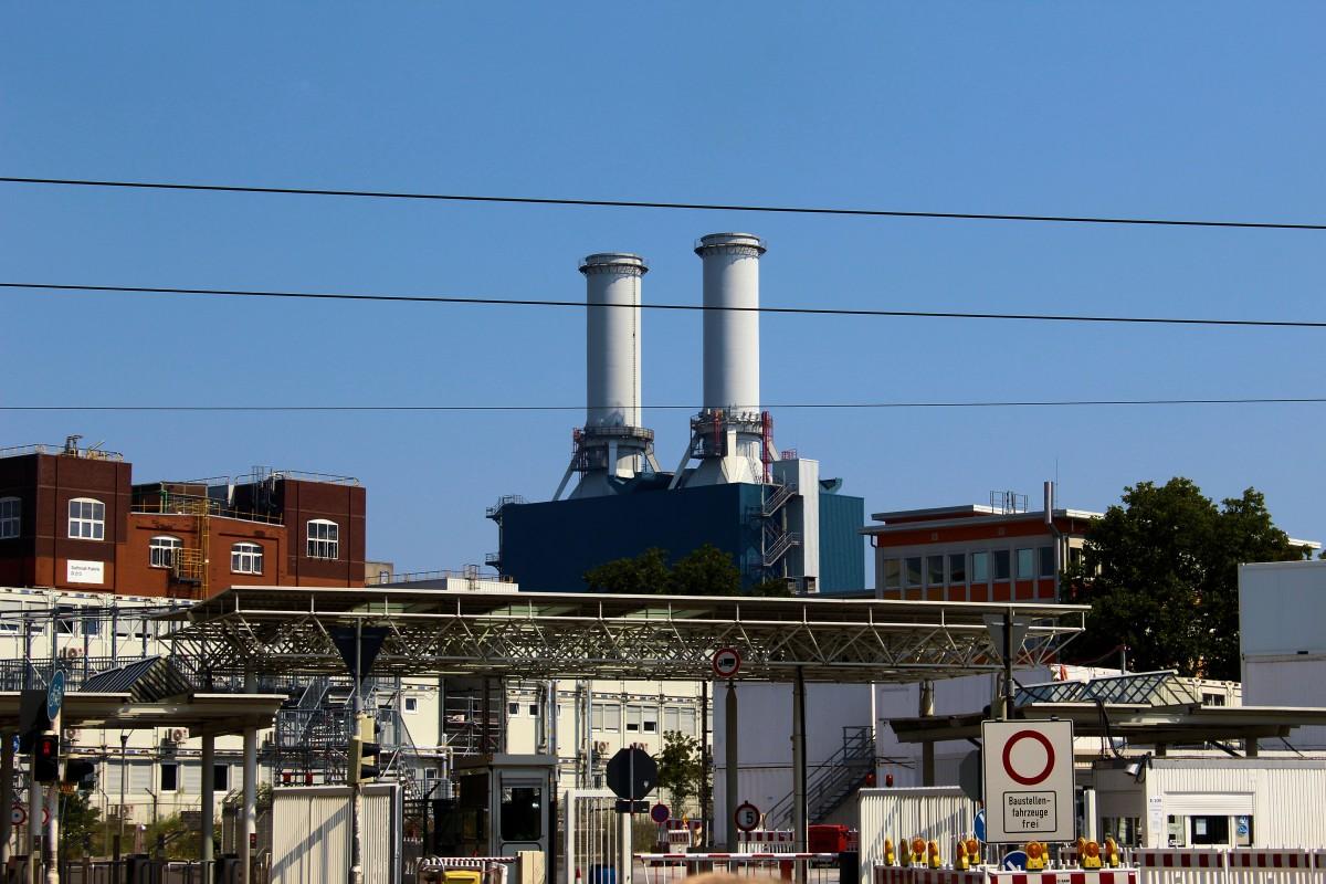 BASF-Fabrik