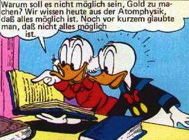Donald & Dagobert