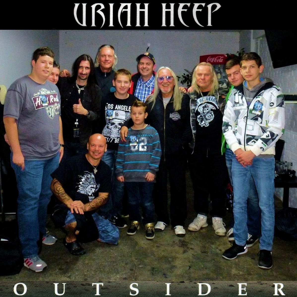 Uriah Heep Outsider