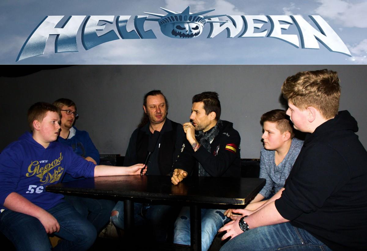 Helloween-Promo